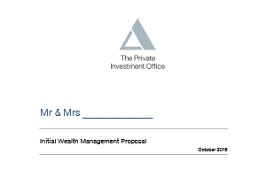 Your Wealth Management (sample) Proposal